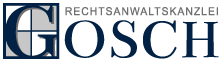 Kanzlei Gosch Logo